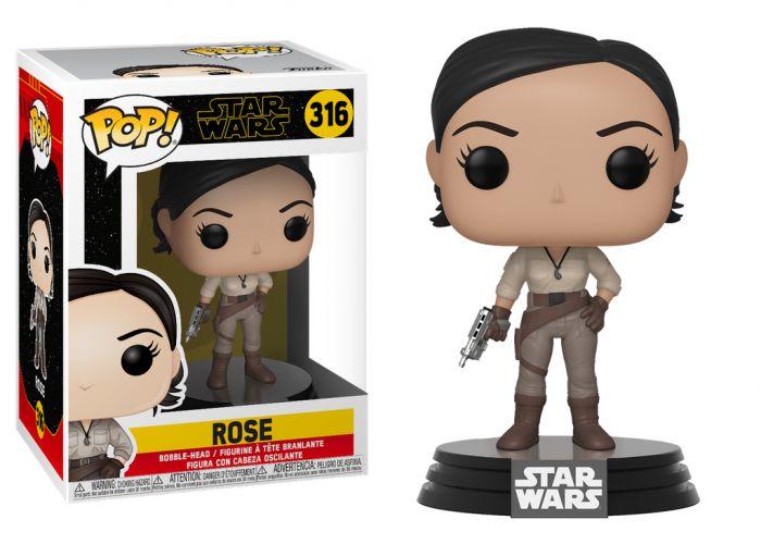 Gwiezdne wojny: Skywalker. Odrodzenie - Rose