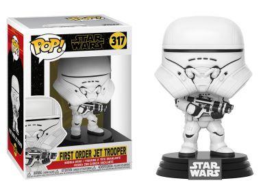 Gwiezdne wojny: Skywalker. Odrodzenie - First Order Jet Trooper