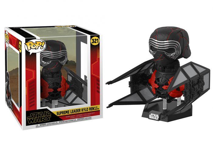 Gwiezdne wojny: Skywalker. Odrodzenie - Kylo Ren w Tie Fighter