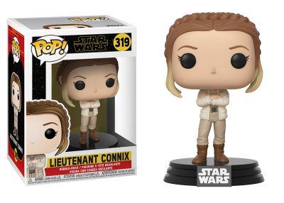 Gwiezdne wojny: Skywalker. Odrodzenie - Porucznik Connix