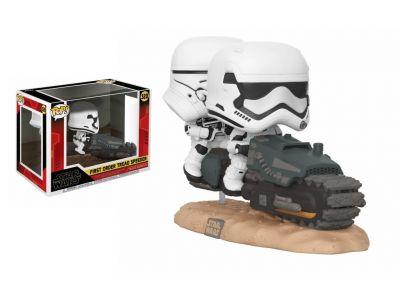 Gwiezdne wojny: Skywalker. Odrodzenie - First Order Tread Speeder