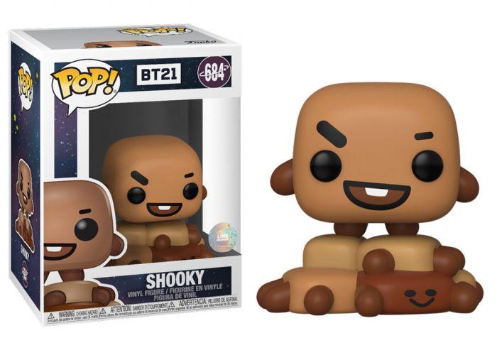 BT21 - Shooky