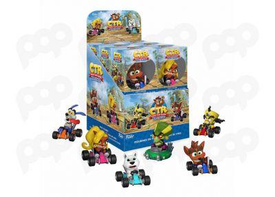 Crash Bandicoot - Mystery Minis w ciemno