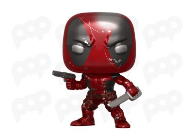 80 rocznica MARVEL - Deadpool 2