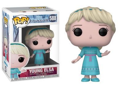 Kraina Lodu 2 - Młoda Elsa