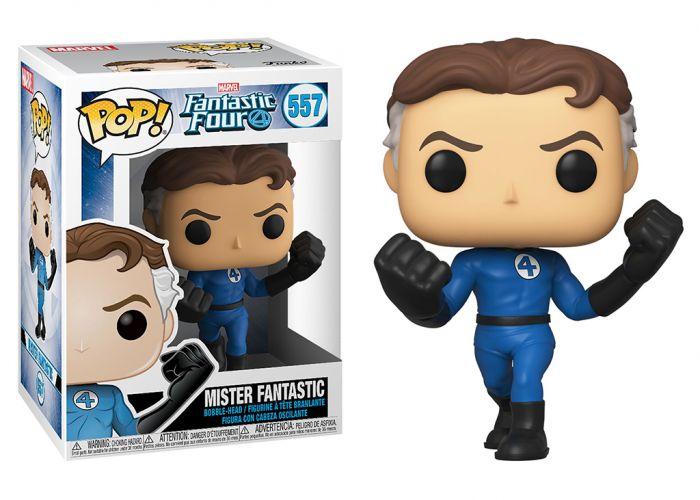 Fantastyczna Czwórka - Mister Fantastic