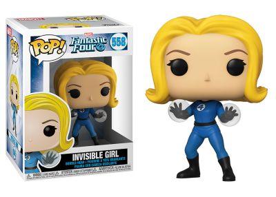 Fantastyczna Czwórka - Invisible Girl