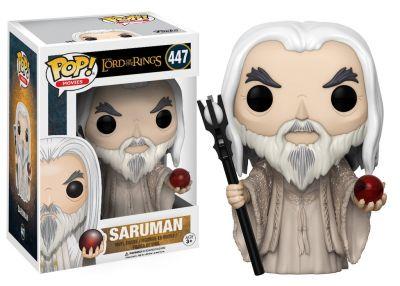 Władca Pierścieni - Saruman