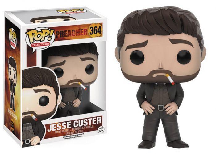 Preacher - Jesse Custer