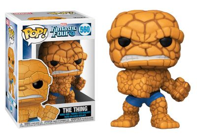 Fantastyczna Czwórka - The Thing