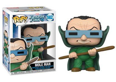 Fantastyczna Czwórka - Mole Man