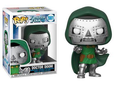 Fantastyczna Czwórka - Doctor Doom