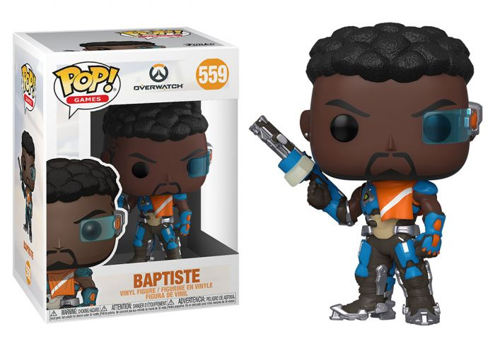 Overwatch - Baptiste
