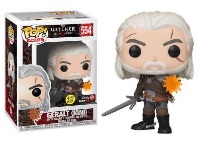 Wiedźmin 3: Dziki Gon - Geralt 2