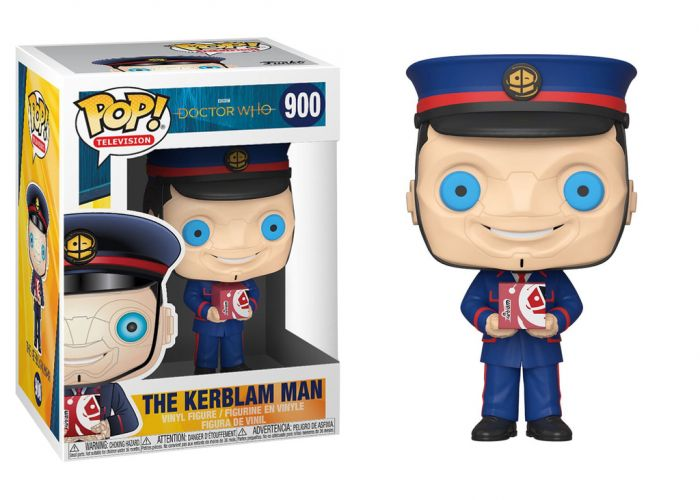 Doctor Who - Kerblam Man