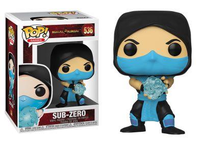 Mortal Kombat - Sub-Zero