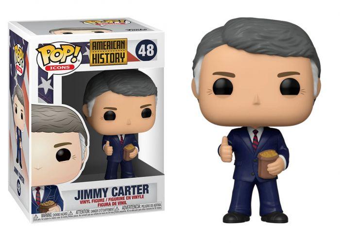Historia USA - Jimmy Carter