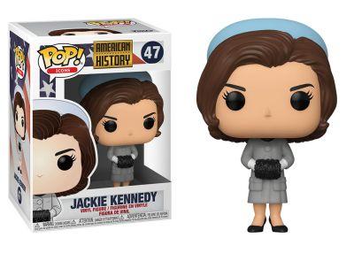 Historia USA - Jackie Kennedy