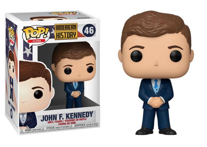 Historia USA - John F. Kennedy