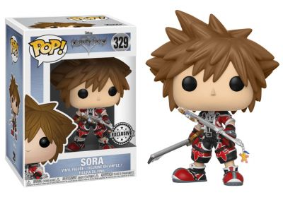 Kingdom Hearts - Sora 5