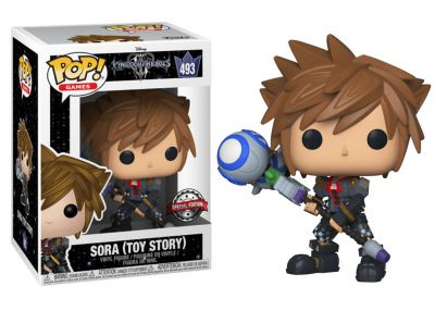 Kingdom Hearts - Sora 7