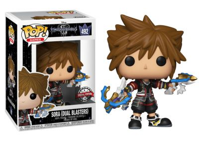 Kingdom Hearts - Sora 10