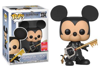 Kingdom Hearts - Organization 13 Mickey