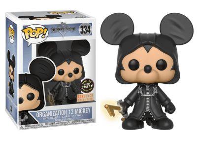 Kingdom Hearts - Organization 13 Mickey 2