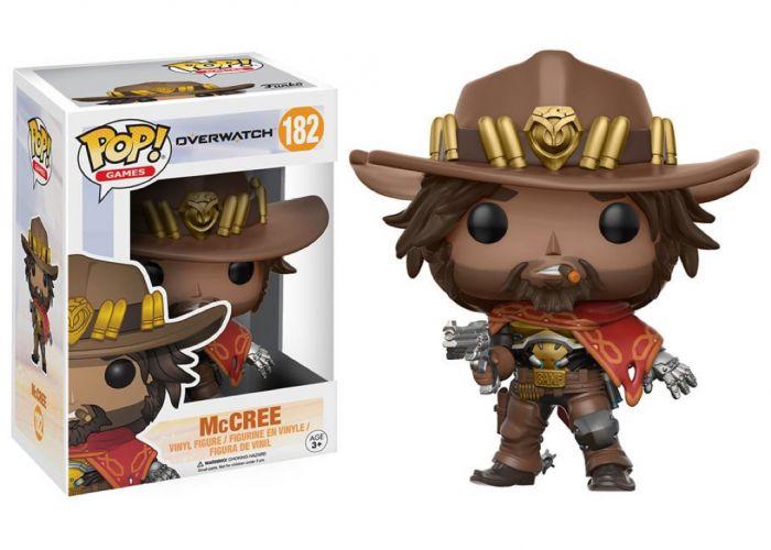Overwatch - McCree