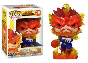 Boku no Hero Academia - Endeavor