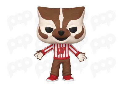 College - Bucky Badger