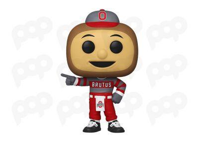 College - Brutus Buckeye