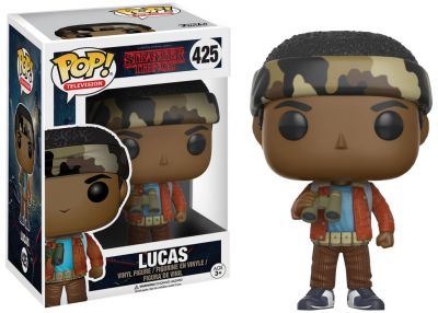 Stranger Things - Lucas