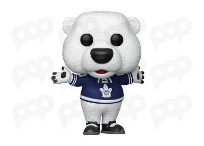 NHL - Carlton The Bear