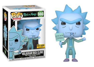 Rick and Morty - Rick 11