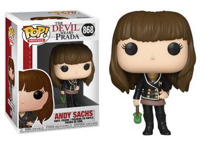 Diabeł ubiera się u Prady - Andy Sachs