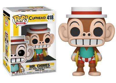 Cuphead - Mr. Chimes