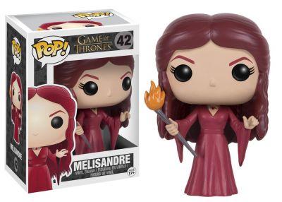 Gra o Tron - Melisandre