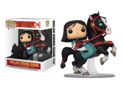 Mulan - Mulan na koniu