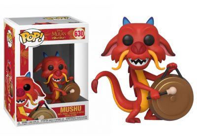 Mulan - Mushu