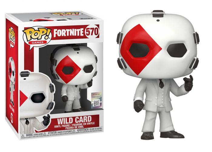 Fortnite - Wild Card