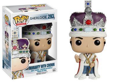 Sherlock - Moriarty w koronie