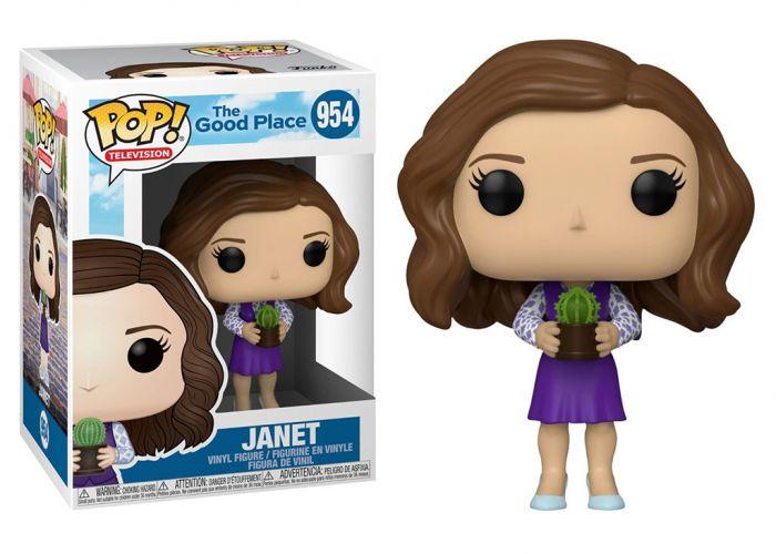 Dobre miejsce - Janet