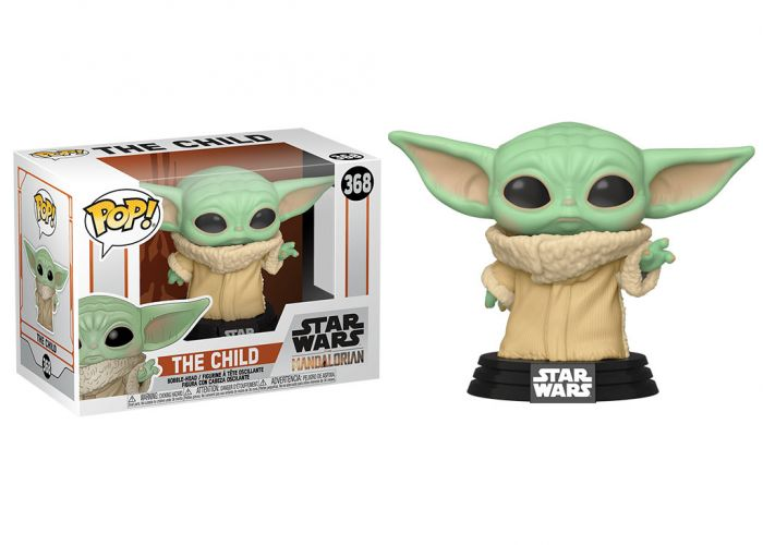 The Mandalorian - Dziecko Yoda