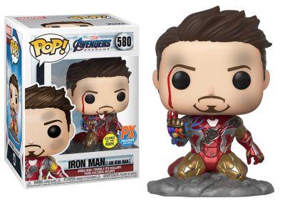 Avengers: Koniec gry - Iron Man 3