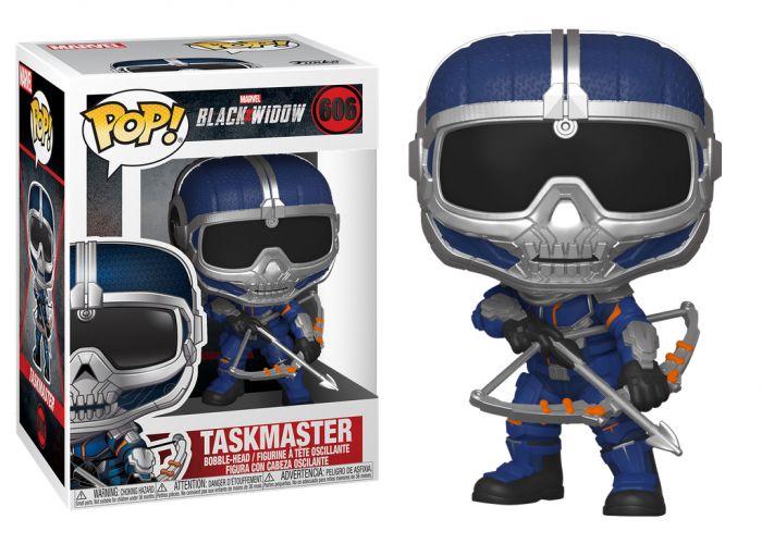 Czarna Wdowa - Taskmaster 2