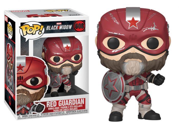 Czarna Wdowa - Red Guardian