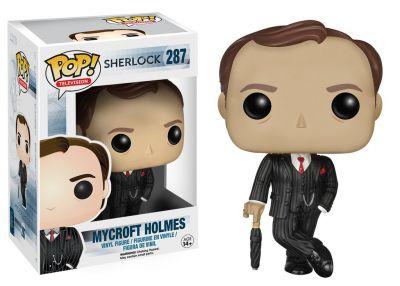 Sherlock - Mycroft Holmes