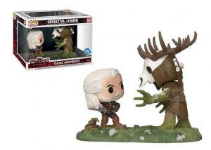 Wiedźmin 3: Dziki Gon - Geralt & Leszy