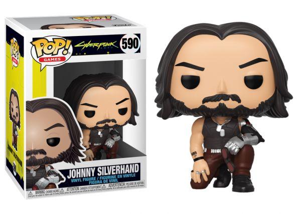 Cyberpunk 2077 - Johnny Silverhand